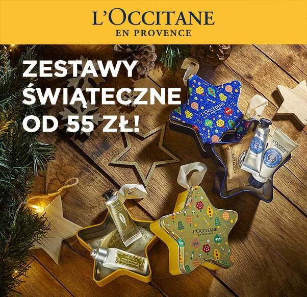 Nowa promocja świąteczna w L'Occitane