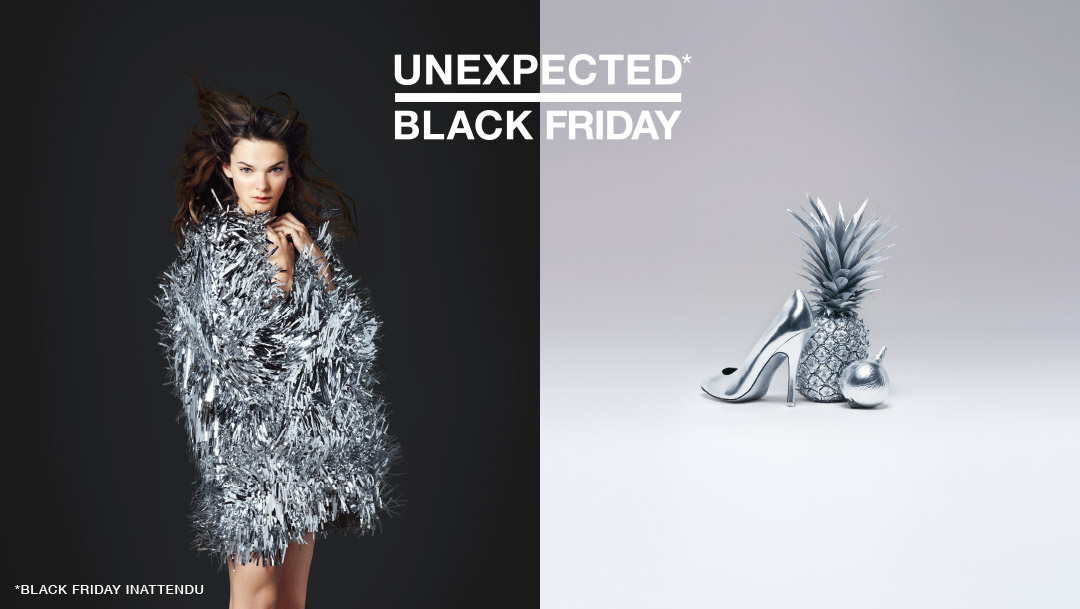 Unexpected Black Friday