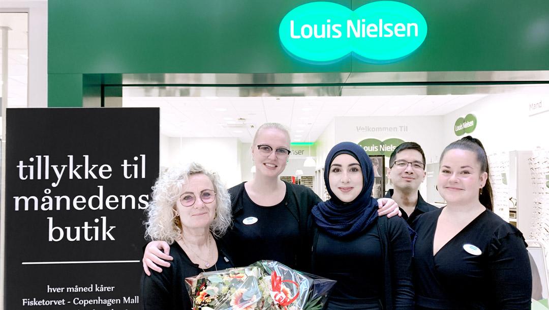 MÅNEDENS BUTIK - LOUIS NIELSEN