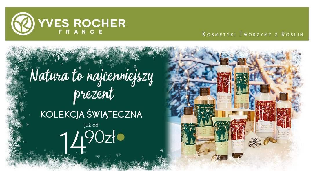 Świąteczna kolekcja w Yves Rocher