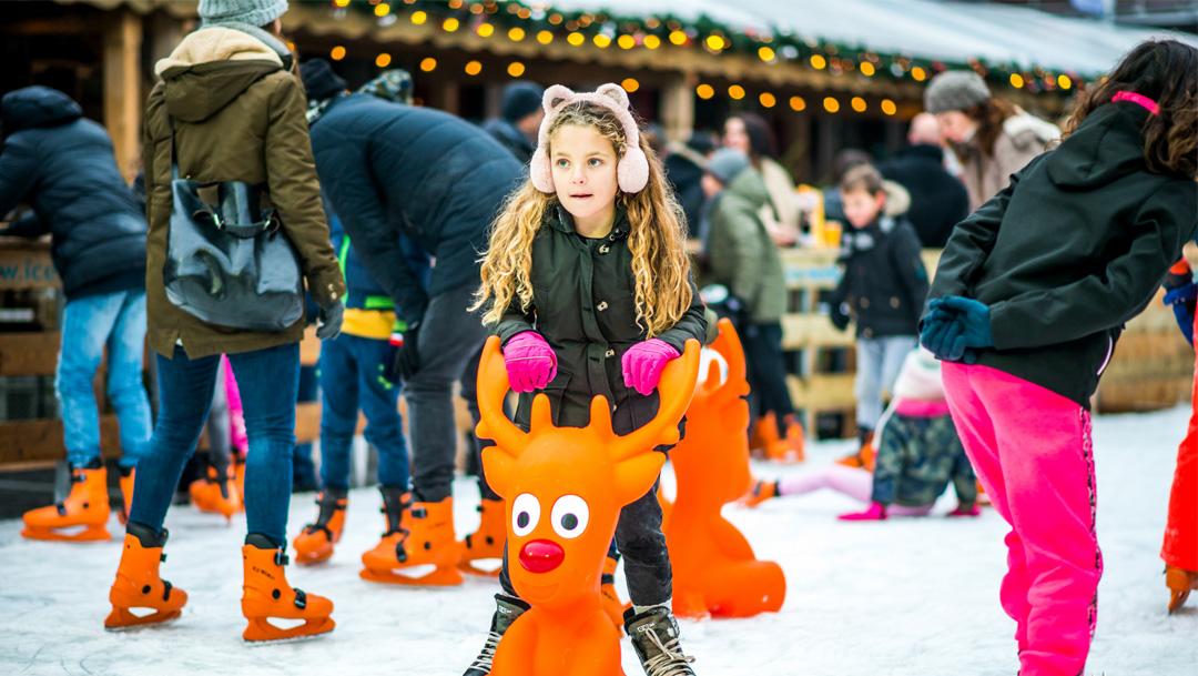 Stadshart Amstelveen is vier weken lang Winter Village