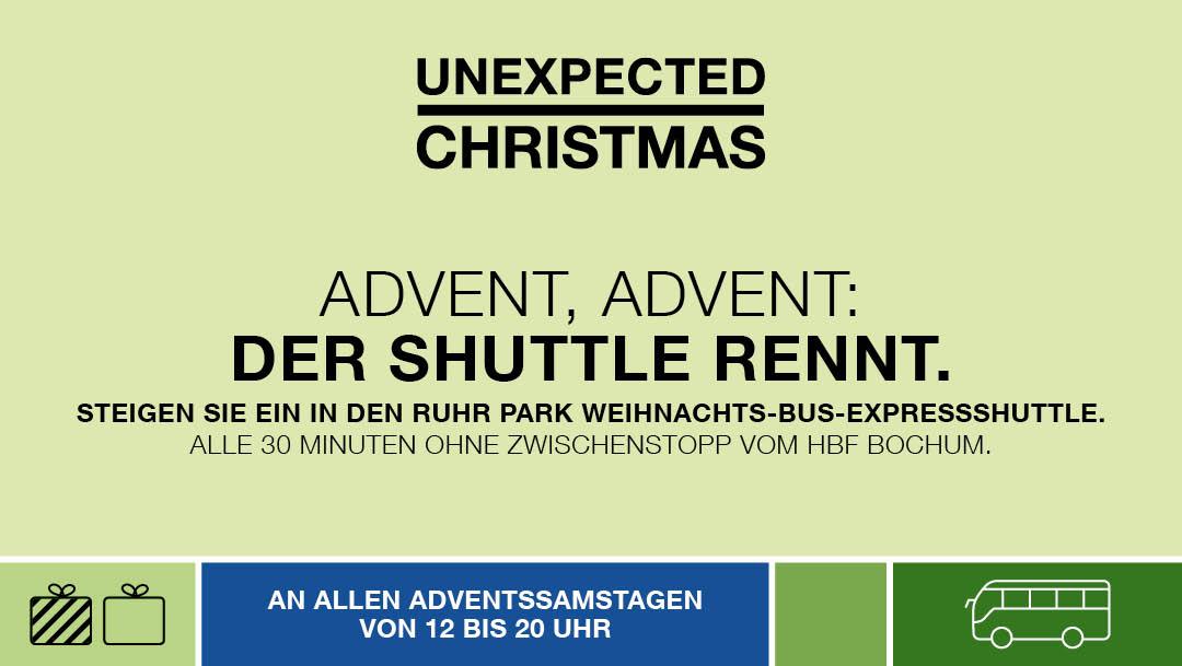 Per Express in den Ruhr Park
