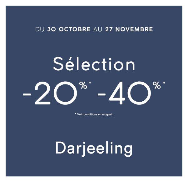 Darjeeling - Middle Sales