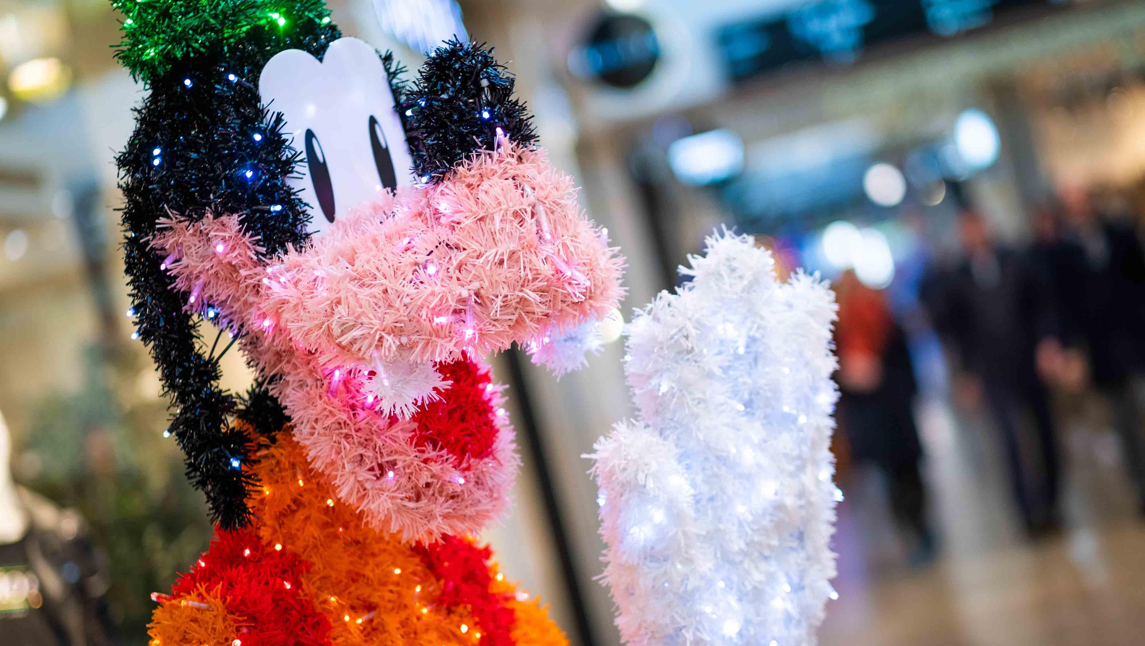 Amstlvn Twinkelt brengt Mickey & Mini naar Stadshart Amstelveen