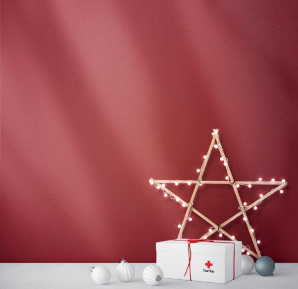 Campaña recogida Juguetes Cruz Roja