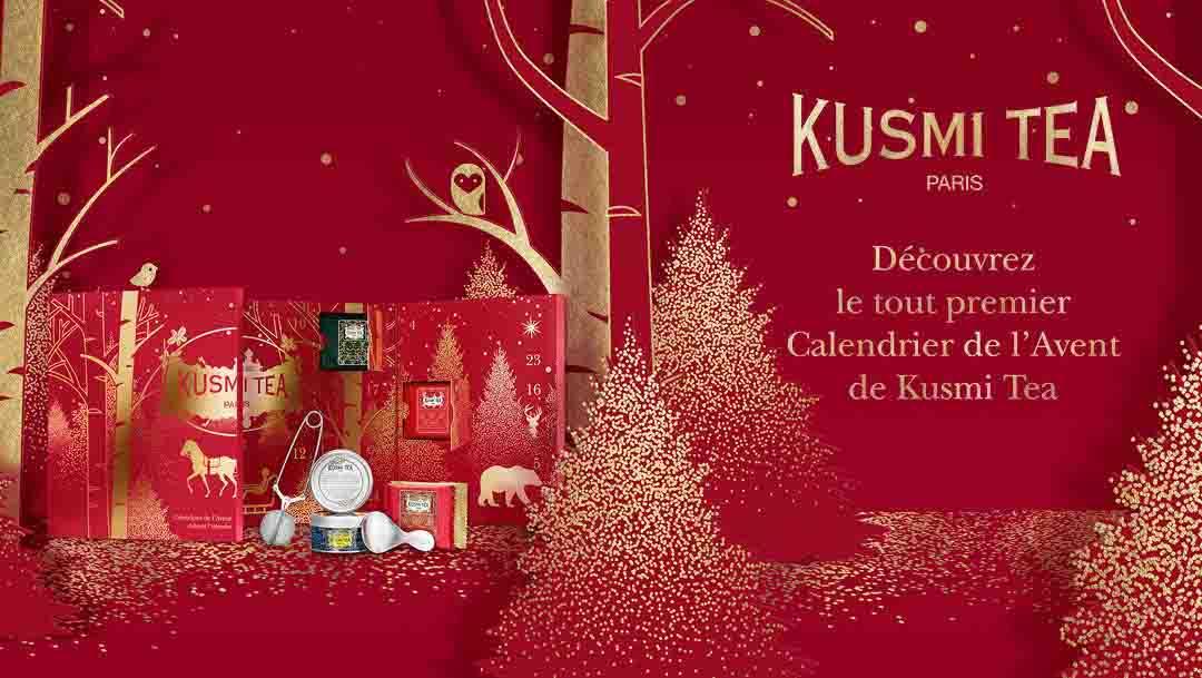 Kusmi Tea - Calendrier de l'Avent