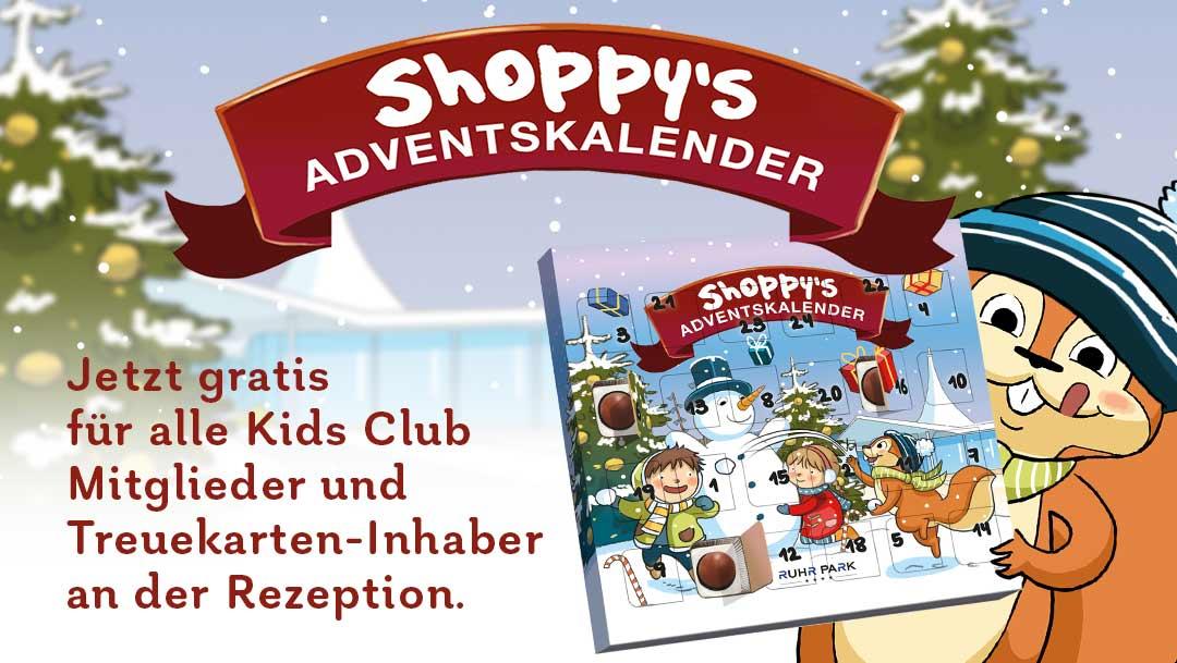 Shoppy Adventskalender