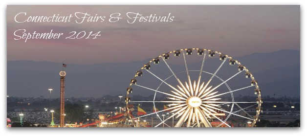 Enjoy this list of Connecticut fairs and festivals happening in September 2014!