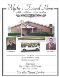 Wyche's Funeral Home