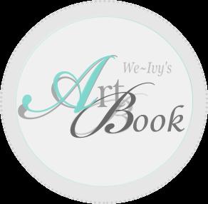 We~Ivy's Art Book website logo.