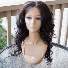 Malaysian Body Wave Layered Lace Front Wig - FREE PRIORITY SHIPPING