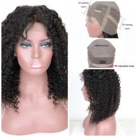 Meg 360 Band Hybrid Front Lace wig