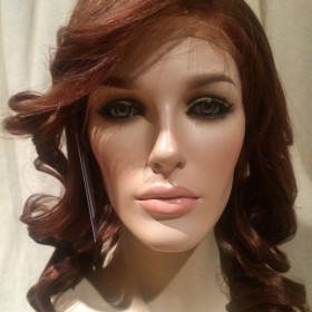 REBA Full Lace wig professionally cut %26 styled
