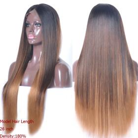 Casey 2 tone wig