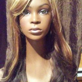 Monica Full Lace Wig Cut & Styed