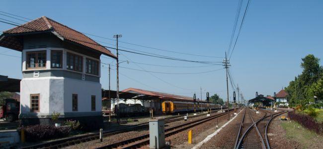 Джокьякарсткий вокзал Лемпуянган