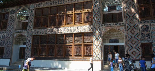 Дворец Шекинского хана