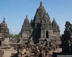 Прамбанан — древние храмы на краю Джокджи