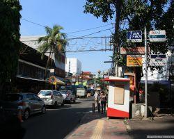 Jalan Jaksa — туристическая улица Джакарты