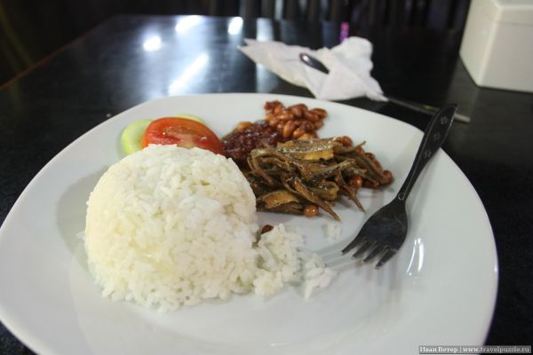 Nasi Putih в Джакарте