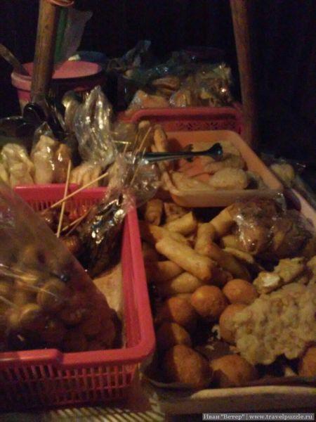 Блюда из Сои в Индонезии