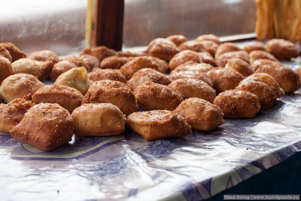 Пончики крупным планом. Да, я тоже на работе и хочу перекусить.;)