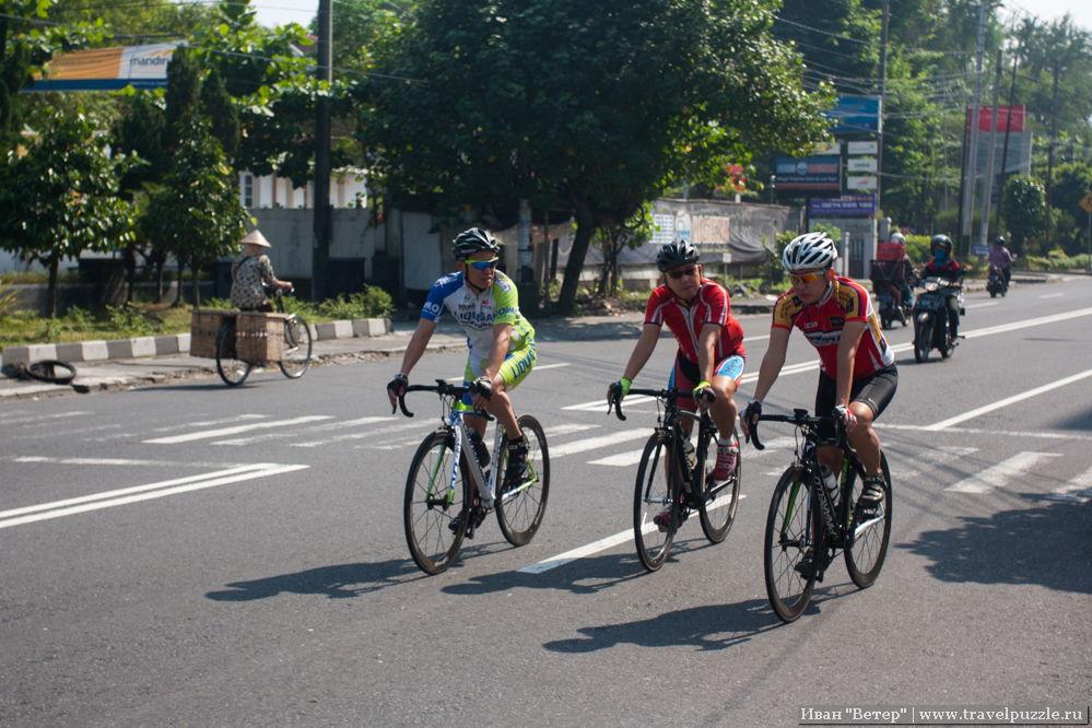 Команда по велоспорту