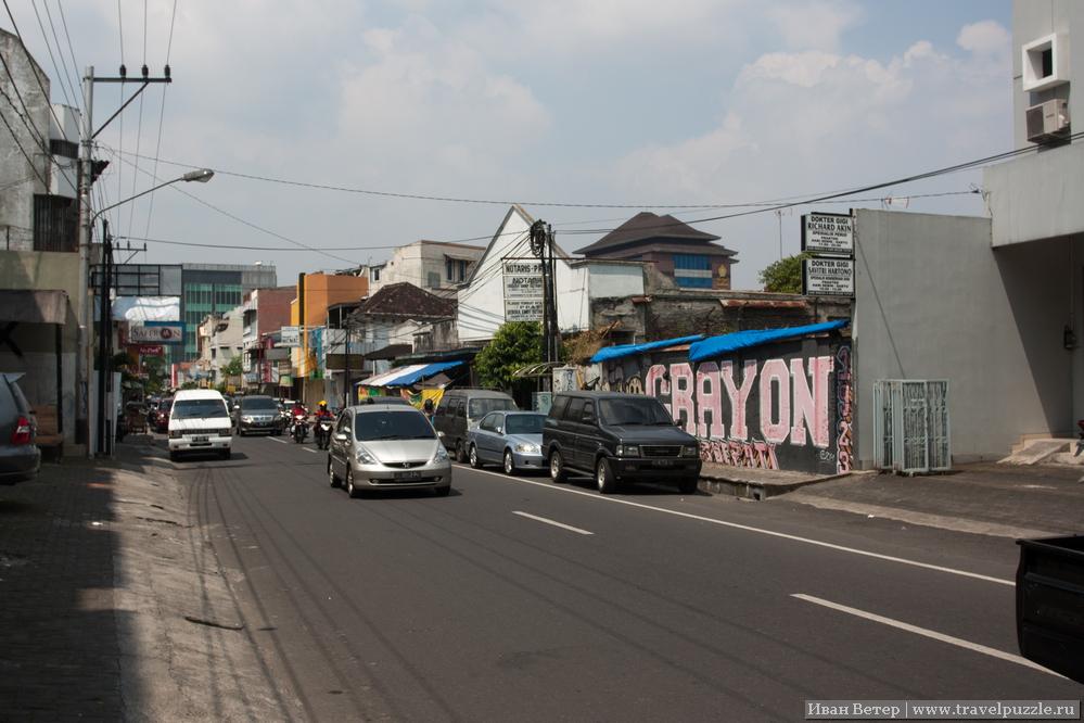 Улицы Суракарты