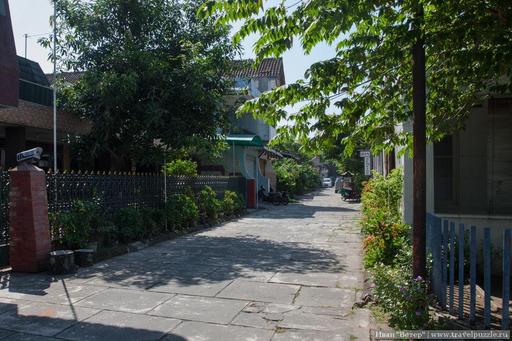 Лемпуянган и его уютные улочки