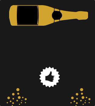 Champagnes les plus recommandés