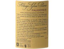 FAUGÈRES LE SONGE DE L'ABBÉ ROUGE 2016 - ABBAYE SYLVA PLANA