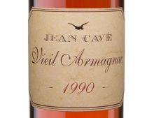 JEAN CAVÉ ARMAGNAC JEAN CAVÉ BAS-ARMAGNAC MILLÉSIMÉ 1990 70 CL 1990