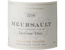 MEURSAULT LES CASSE-TÊTES BLANC 2016 - DOMAINE TESSIER
