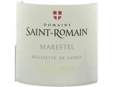 ROUSSETTE DE SAVOIE CRU MARESTEL BLANC 2017 - DOMAINE SAINT-ROMAIN