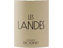 SAUMUR-CHAMPIGNY LES LANDES ROUGE 2014 - BIO - DOMAINE BOBINET
