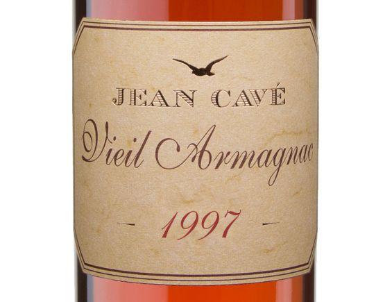 JEAN CAVÉ ARMAGNAC JEAN CAVÉ BAS-ARMAGNAC MILLÉSIMÉ 1997 70 CL 1997