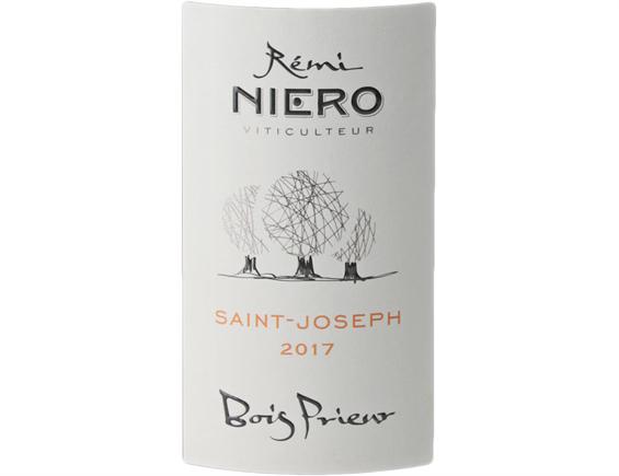 SAINT-JOSEPH BOIS PRIEUR ROUGE 2017 - RÉMI NIERO