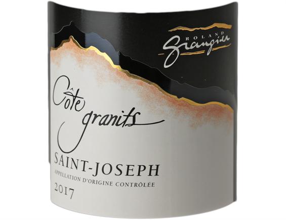 SAINT-JOSEPH CÔTE GRANITS ROUGE 2017 - DOMAINE ROLAND GRANGIER