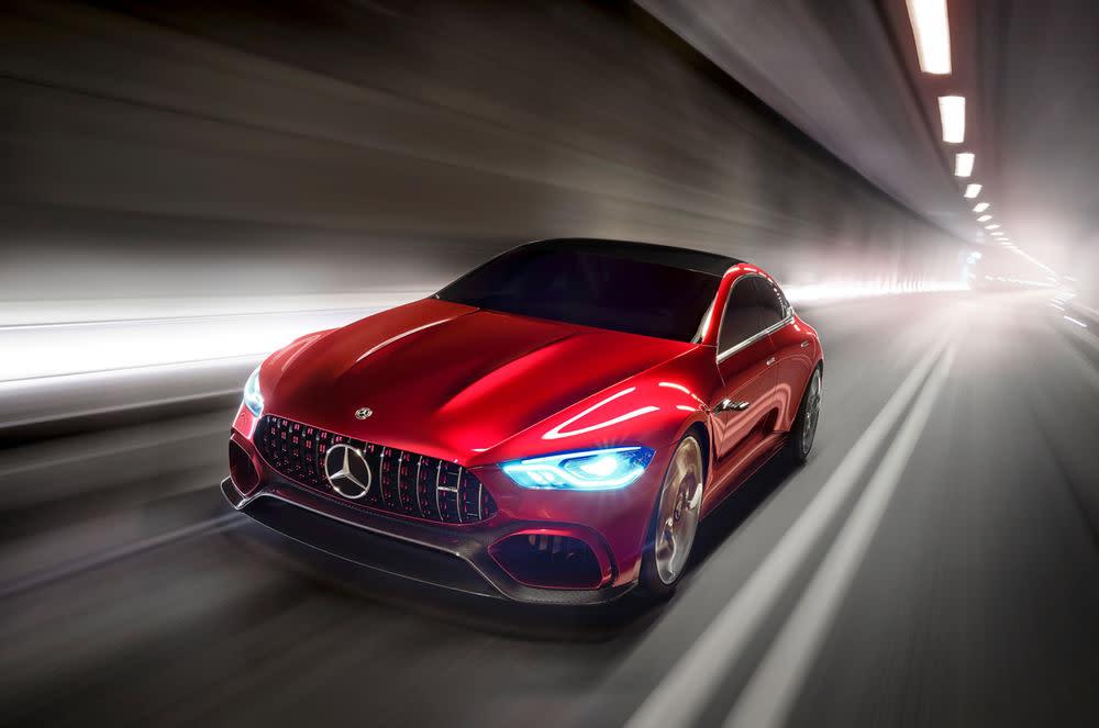 Mercedes-AMG GT Concept 2017