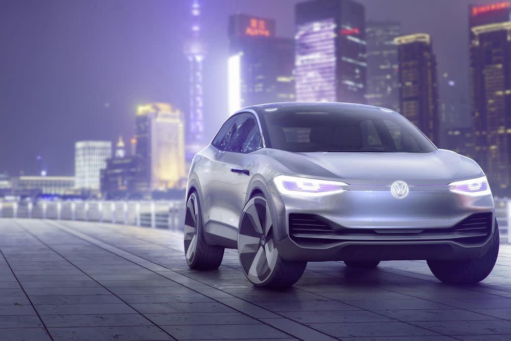 Der Mutterkonzern VW in Wolfsburg selbst hat ein mindestens genauso aufsehenerregendes Gefährt im Anschlag.