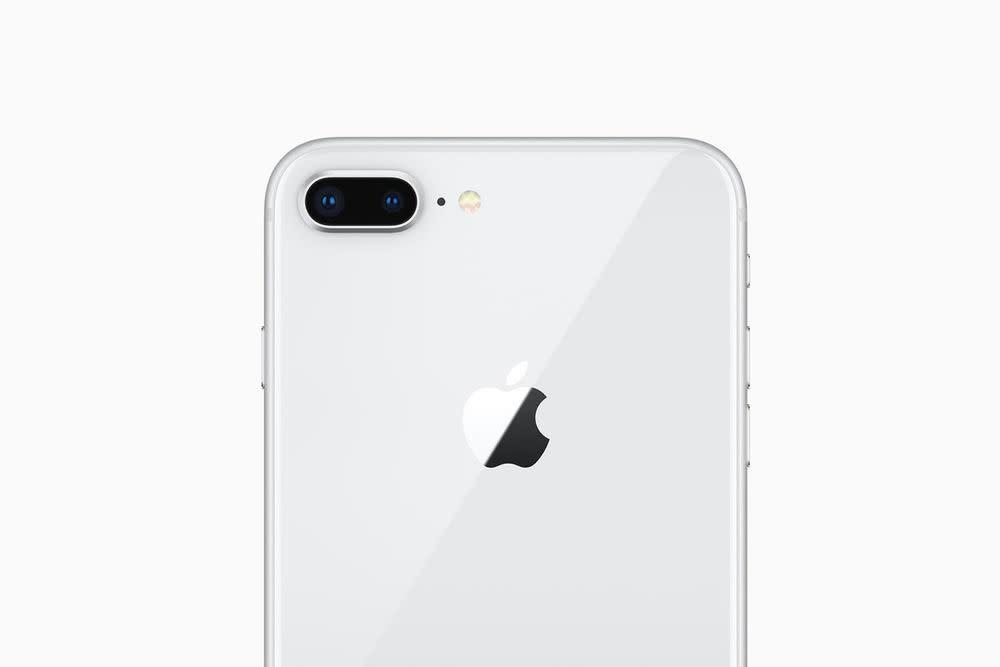 Das iPhone 8 Plus verfügt wie das iPhone X über den verbesserten Porträtmodus (Portrait Lighting).