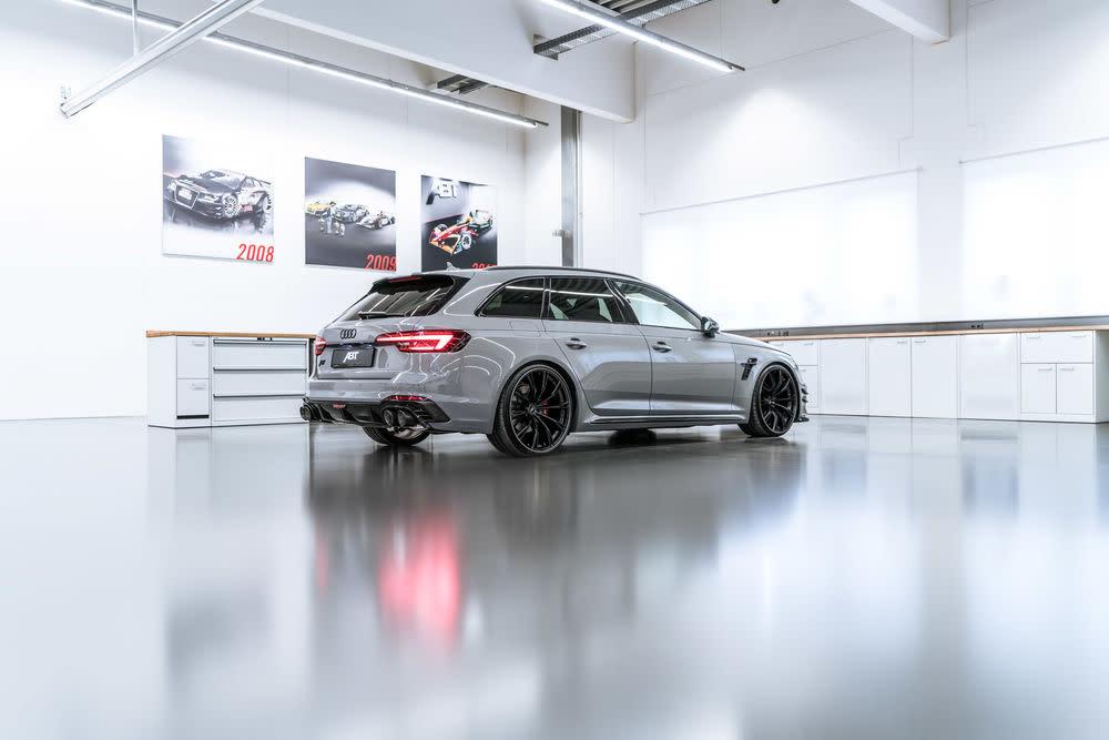 Tuning trifft Design: Das ist der neue ABT RS4-R