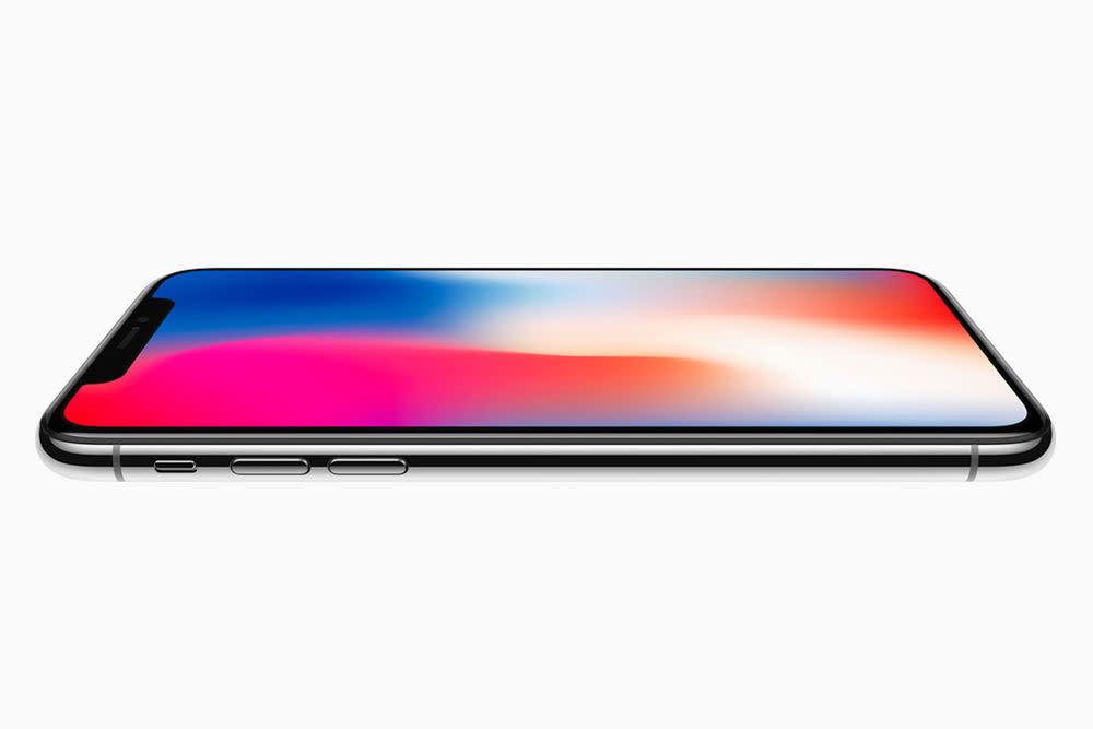Zum zehnjährigen Jubiläum des iPhones spendiert Apple seinem Flaggschiff-Produkt einen komplett neuen Look und viel Technik.