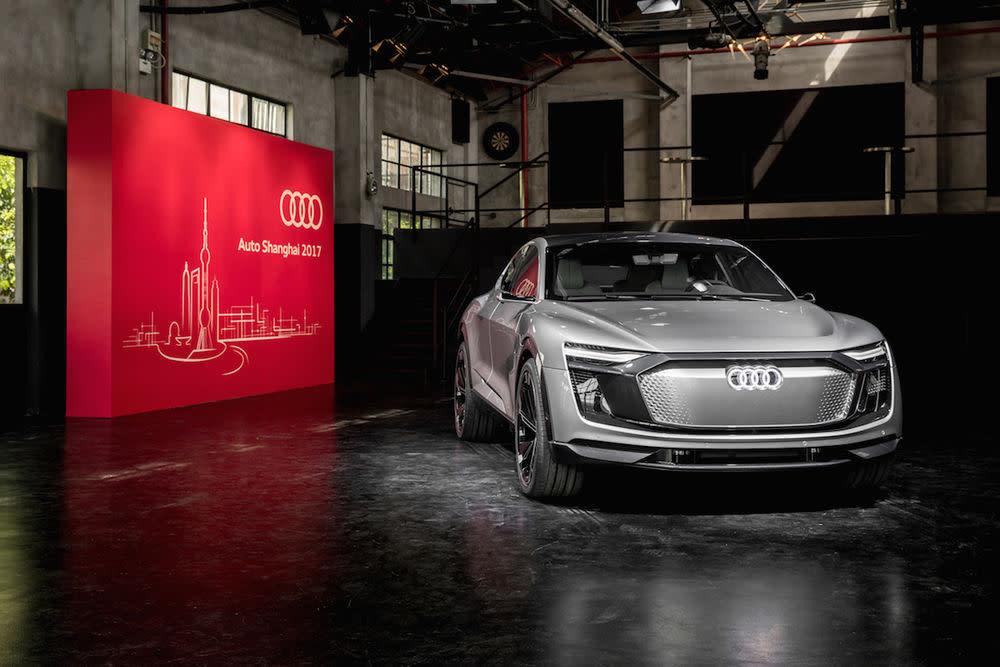 Als Antrieb könnte eine abgeschwächte Version des Elektroantriebs aus dem Porsche Mission E infrage kommen.