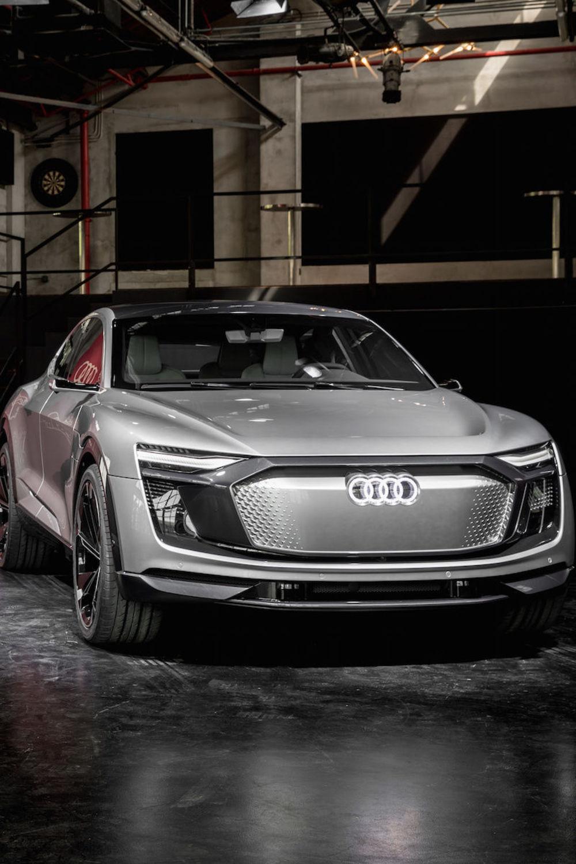 So soll der Audi e-tron GT genauso wie der Porsche Mission E auf der gemeinsamen PPE (Premium Plattform Elektro) aufbauen.