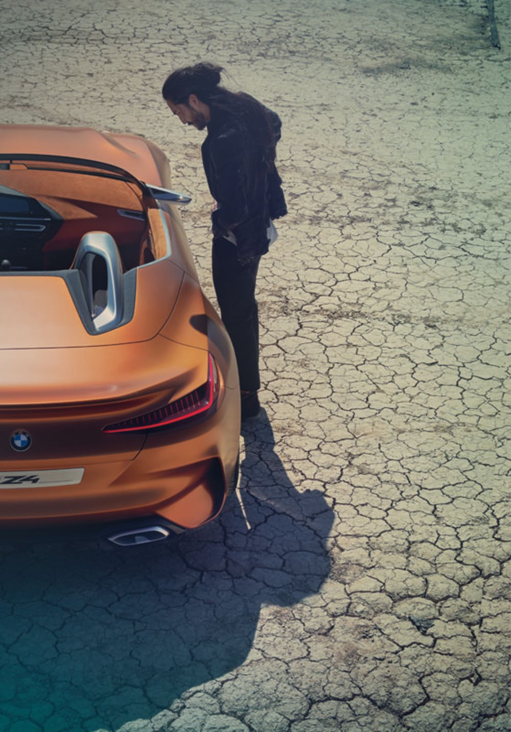 Der Roadster ist also nicht nur ein Ausblick auf den kommenden Z4, sondern auch auf die komplette Designsprache bei den Münchnern.
