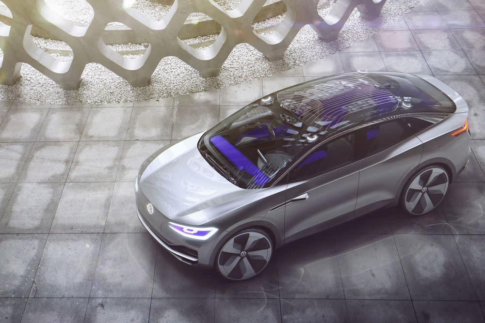 Nun gesellt sich also auch noch ein Crossover-SUV mit 306 Elektro-PS hinzu. Der Marktstart ist für 2020 angedacht.