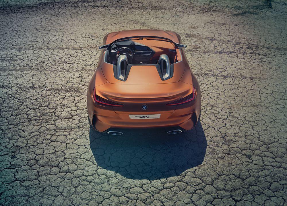Mit dem Concept möchte BMW zeigen, wo es in puncto Design hingehen soll.