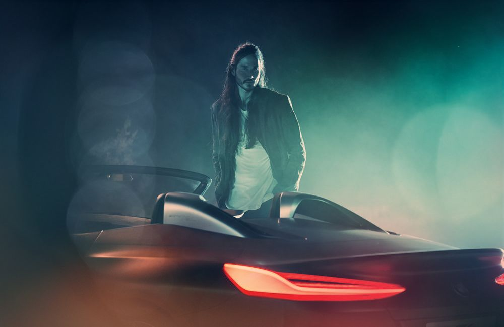 Der neue BMW Z4 entsteht zusammen mit Toyota und wird ausschließlich mit einem Stoffdach ausgeliefert werden.