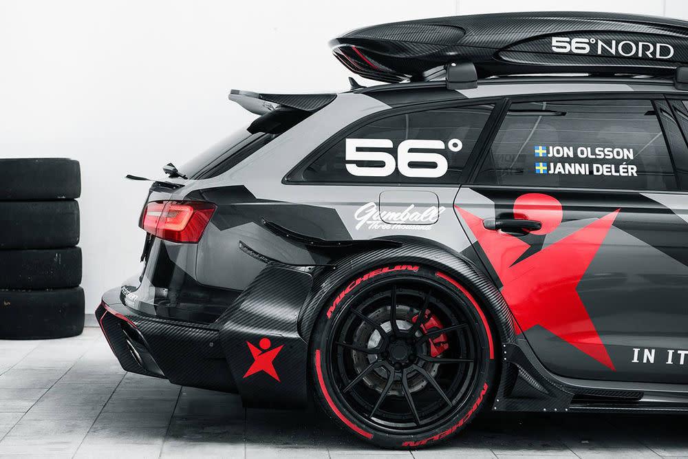 Das Design stammt von einem früheren Chefingenieur aus der schwedischen Supersportwagenschmiede Koenigsegg.